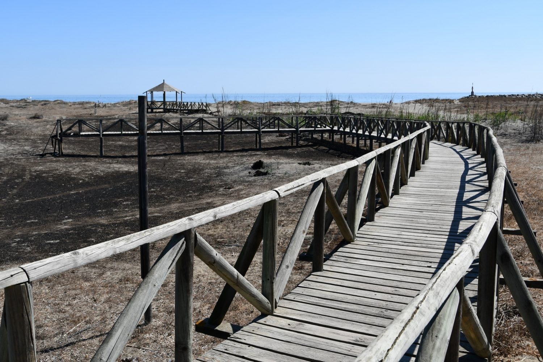 Pasarelas Laguna Torreguadiaro