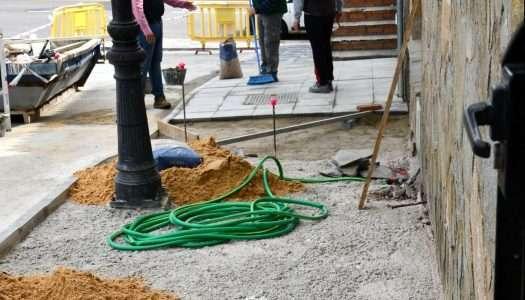 Mejoras en acerado y calles de Pueblo Nuevo y Guadiaro