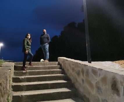 LED en Guadiaro
