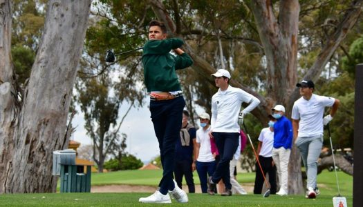 Alberto Baños se impone en el Nacional Juvenil de Golf en Málaga