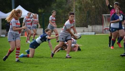 El rugby femenino toma fuerza en Sotogrande