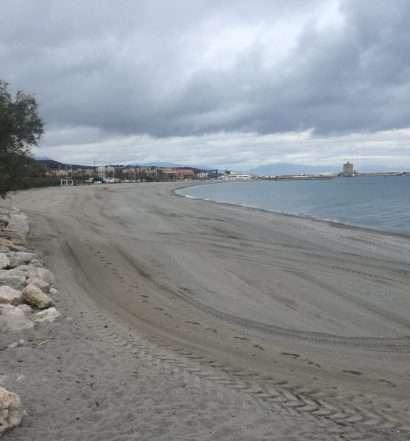 Mantenimiento de playas