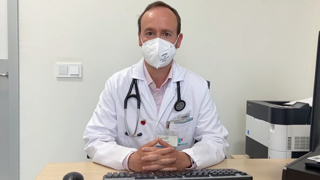 Dr. Manuel Jesús Ruiz Ruiz Cardiólogo Quirónsalud Campo de Gibraltar