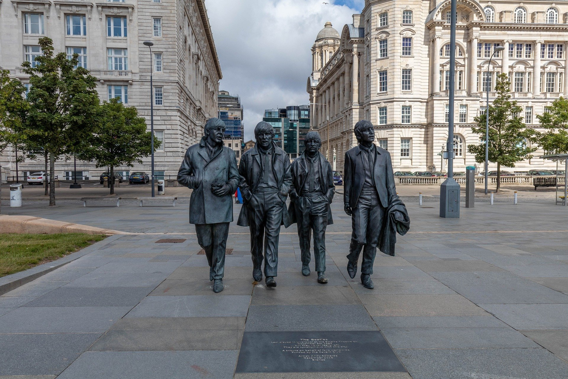 Beatles & Carlos Rodríguez Braun