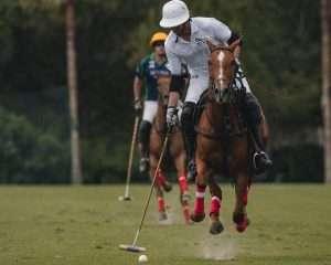Iberian Polo en Ayala