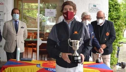 Jacobo Cestino, campeón de España Individual Senior