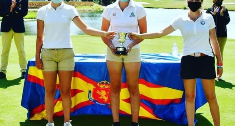 Julia Sánchez La Cañada Golf
