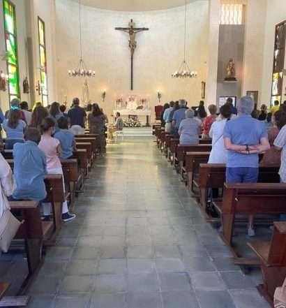 Virgen Fátima, San Enrique
