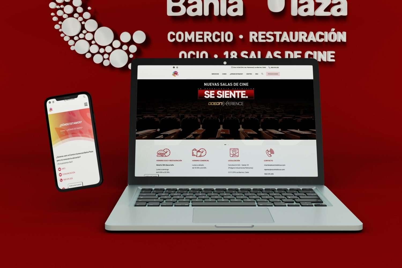 Bahía Plaza Web