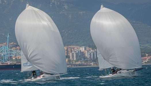 El Circuito Alcaidesa Marina J80 Winter Series ya tiene ganador