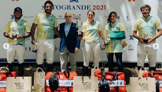 Nairobi Polo Team sigue imparable en Sotogrande