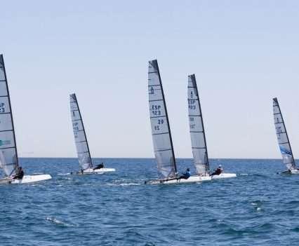 Catamaranes en Sotogrande