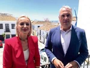 Ana Ruiz y Juan Carlos Ruiz Boix