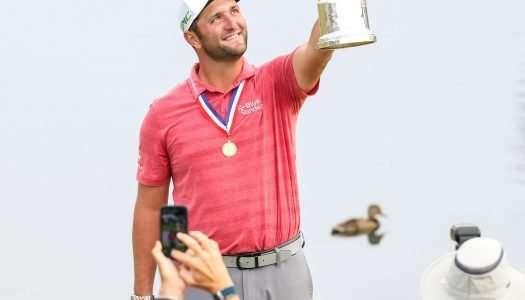 Jon Rahm levanta el US Open y entra en el Olimpo del Golf