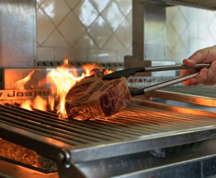 Gastronomía en Finca Cortesín