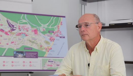 Charles Gubbins, de Noll Sotogrande, analiza el mercado inmobiliario en Sotogrande