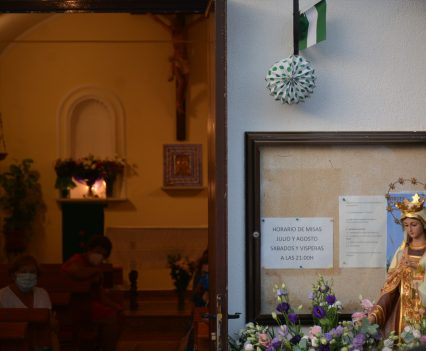 Virgen del Carmen Torreguadiaro 2021
