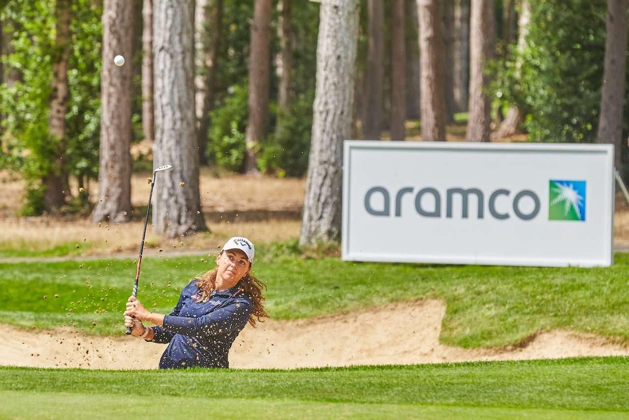 Aramco Golf Team Series