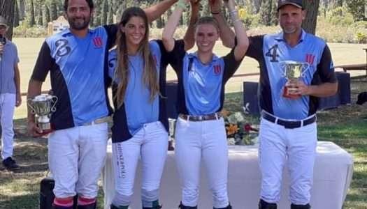 Woodchester se impone en la Copa Santa María Polo