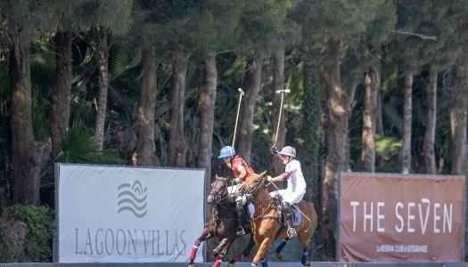 Dos Lunas y Marqués de Riscal, finalistas de la Copa de Bronce de Polo