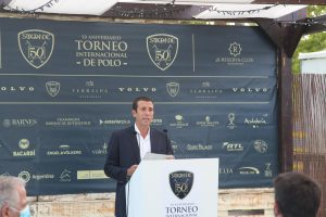 Presentación 50º Polo Int. Sotogrande