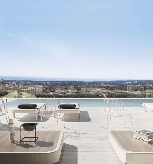 Villa Blue, por ARK Architects