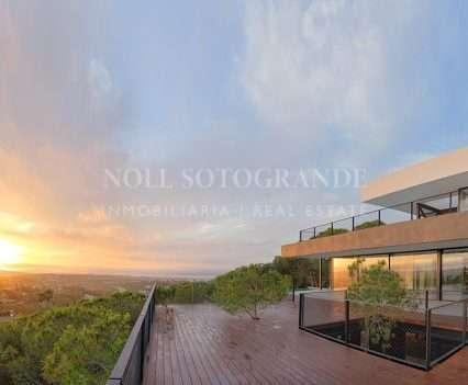 Villa las nubes Ref. NP01501