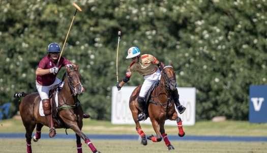 Marqués de Riscal y BN Polo comienzan con buen pie la Copa de Oro.