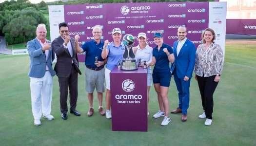 Aramco Team series entra la historia de Sotogrande