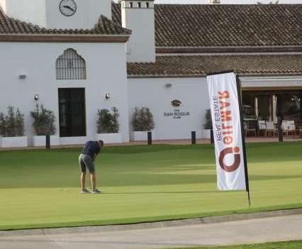 Circuito en San Roque Club