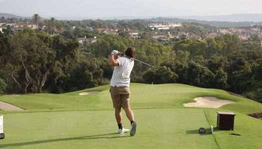El Circuito de Golf Sotogrande brilla en San Roque Club