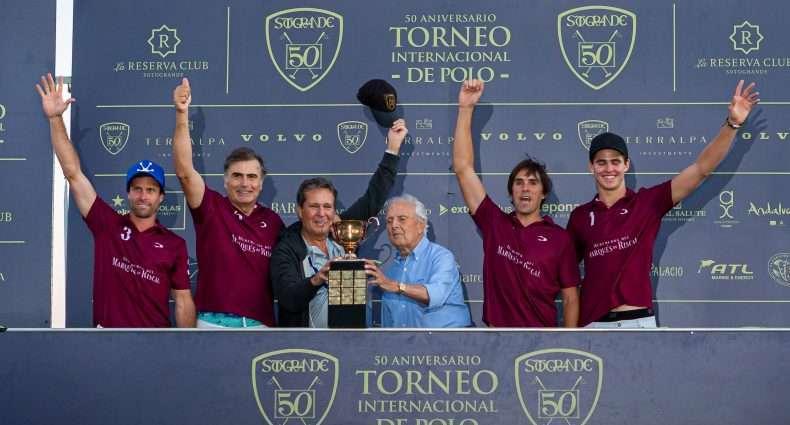 Final Copa Oro Sotogrande 2021