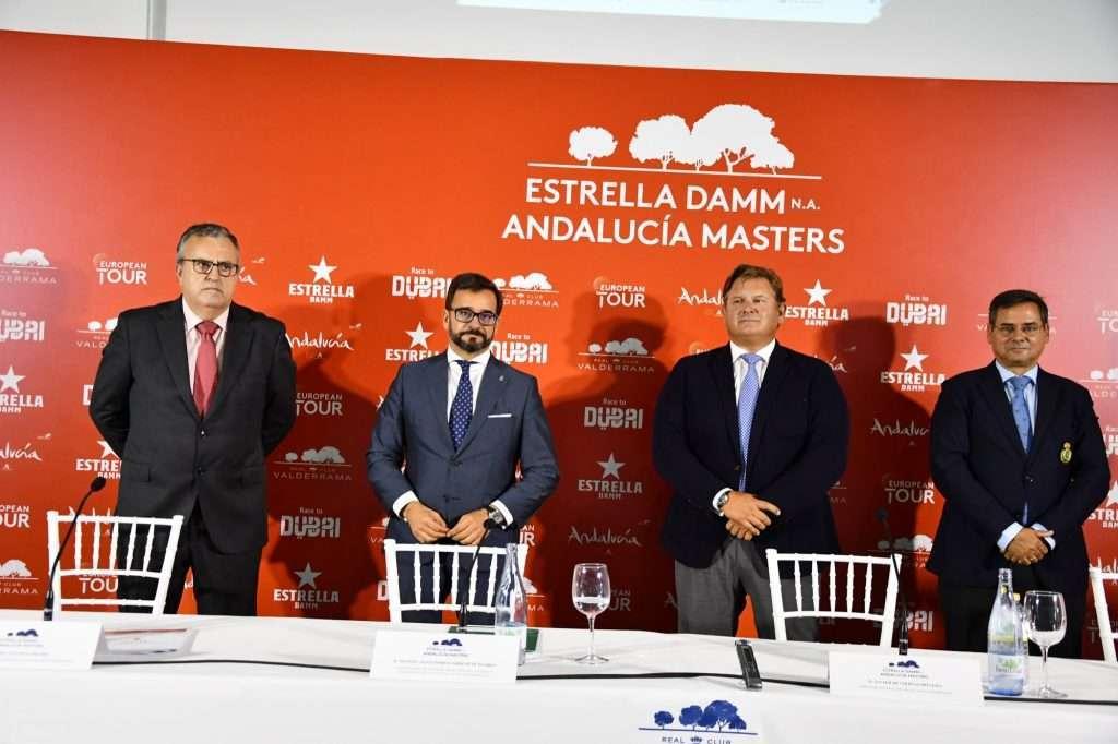 Estrella Damm N.A. Andalucía Masters