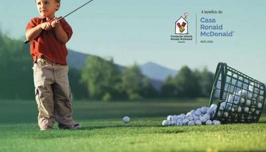 Torneo en Atalaya Golf, a favor de la Casa Ronald McDonald