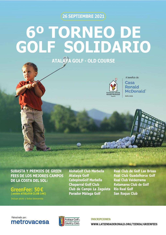 Golf solidario