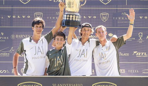 JAI Polo conquista el Campeonato de España en Sotogrande