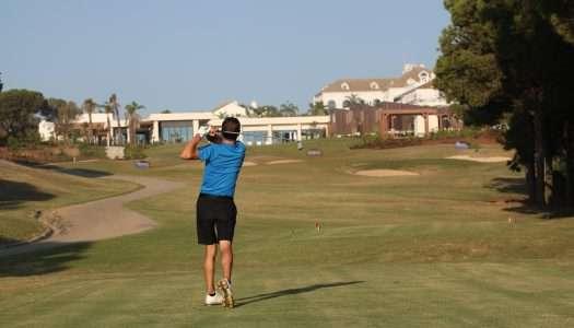 Almenara Golf, escenario de lujo para el VIII Circuito de Golf Sotogrande