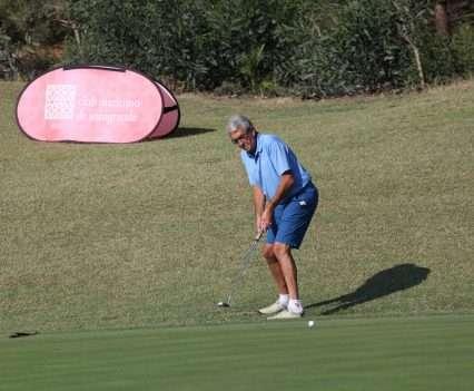 Circuito en Almenara Golf
