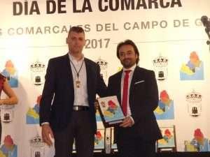 David Morales, Premio Mancomunidad