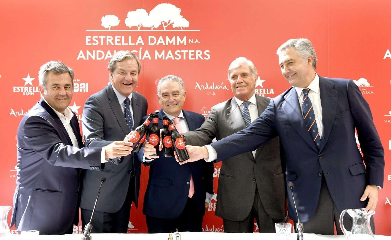Presentación Andalucía Masters