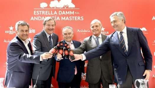 El Estrella Damm N.A. Andalucía Masters comienza su cuenta atrás