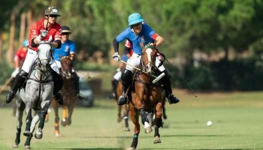 España arranca con triunfo el Europeo de Polo en Sotogrande