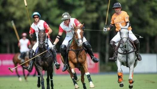 Países Bajos y Austria suman triunfos en el europeo de polo en Sotogrande