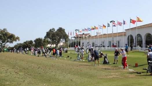 Este jueves comienza el Estrella Damm N.A. Andalucía Masters en Valderrama