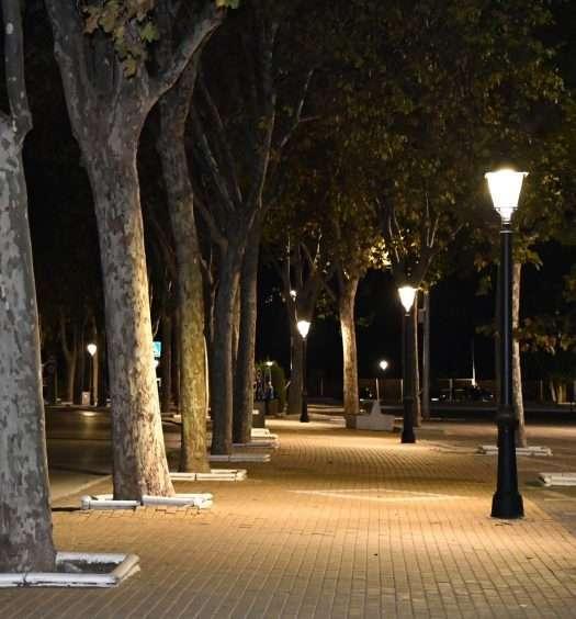 Iluminación Los Canos