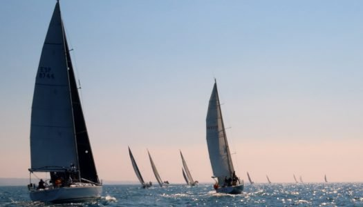 El barco 'Al Tarik IV' gana la VIII Regata Straitchallenge en el Estrecho